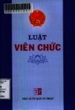 Luật viên chức Việt Nam năm 2010