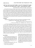 Điều tra thực trạng sức khỏe và nhu cầu chăm sóc sức khỏe người cao tuổi phường Đức Nghĩa - thành phố Phan Thiết