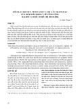 Mối quan hệ giữa tính cách và nhu cầu thành đạt của sinh viên khoa y tế công cộng Đại học Y dược TP.Hồ Chí Minh 2004