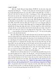Báo cáo tổng kết đề tài: Nghiên cứu biện pháp kỹ thuật tổng hợp phát triển sản xuất hạt giống lúa lai F1 và sản xuất lúa gạo hàng hoá tại Thanh Hoá