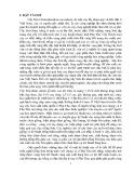 Báo cáo tổng kết đề tài: Nghiên cứu chọn giống, nhân giống và biện pháp kỹ thuật trồng thâm canh cây Sơn (Toxicodendron succedanea) tại Phú Thọ