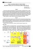 Nâng cao dung lượng và chất lượng hệ thống thông tin vô tuyến dùng MIMO-OFDM VBLAST