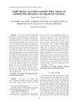 Nghệ thuật Cải Lương Nam Bộ: Thực trạng và định hướng phát huy giá trị di sản văn hóa