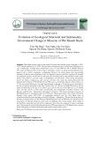 Tiến hóa cấu trúc địa chất và môi trường trầm tích Miocen khu vực bể Phú Khánh
