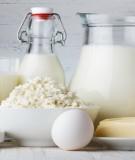 Giáo trình Công nghệ chế biến sữa và các sản phẩm sữa: Phần 1