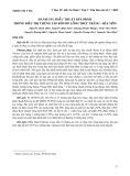 Đánh giá phẫu thuật délorme trong điều trị chứng táo bón do lồng trực tràng - hậu môn