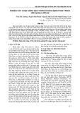 Nghiên cứu chọn giống đậu tương kháng bệnh phấn trắng (Microphaera diffusa)