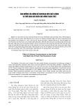 Ảnh hưởng của nồng độ chitosan đến chất lượng và thời gian bảo quản quả hồng Thạch Thất