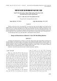 Thiết kế và chế tạo mô hình máy phay CNC 3 trục