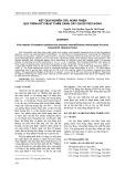 Kết quả nghiên cứu hoàn thiện quy trình kỹ thuật thâm canh cây chuối tiêu hồng