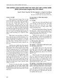 Ảnh hưởng luân chuyển nhiệt độ thấp lên chất lượng nhãn edor (dimocarpus longan) sau thu hoạch