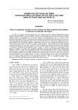 Nghiên cứu xây dựng qui trình chẩn đoán virus gây bệnh lùn sọc đen ở Việt Nam bằng kỹ thuật sinh học phân tử