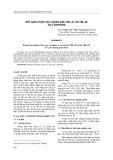 Kết quả chọn tạo giống dâu TBL 03 và TBL 05 tại Lâm Đồng