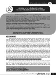 Xác định hệ số mô hình lốp Pacejka của xe Hyundai Starex bằng thực nghiệm