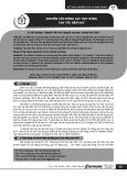 Nghiên cứu động lực học nâng của tàu đệm khí