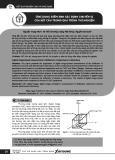 Ứng dụng điểm ảnh xác định chuyển vị của kết cấu trong quá trình thí nghiệm