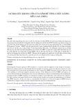 Dự báo sức kháng uốn của dầm bê tông chất lượng siêu cao (UHPC)