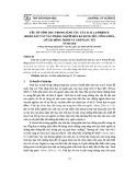 Yếu tố tính dục trong sáng tác của D. H. Lawrence (khảo sát các tác phẩm: người đàn bà đang yêu, công chúa, cô gái đồng trinh và chàng du tử)