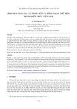 Hình học Fractal và tính chất tự đồng dạng thể hiện trong kiến trúc Việt Nam