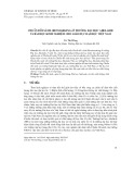 Chuẩn đối sánh (Benmarking) ở trường đại học Adelaide và bài học kinh nghiệm cho giáo dục đại học Việt Nam