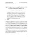 Hành vi nguy cơ của học sinh trong những gia đình ly hôn: Từ kết quả nghiên cứu đến một số khuyến nghị về giải pháp giáo dục (nghiên cứu đối với học sinh THPT Hà Nội)