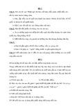15 đề thi Học sinh giỏi Tiếng Việt lớp 3
