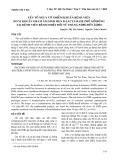 Yếu tố nguy cơ nhiễm khuẩn bệnh viện do vi khuẩn gram âm sinh men b-lactamase phổ mở rộng tại bệnh viện bệnh nhiệt đới từ tháng 5/2002 đến 2/2004