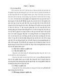 Sáng kiến kinh nghiệm: Dạy và học chương Số phức theo hình thức thi trắc nghiệm khách quan