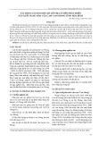 Tác động của bảo hộ chỉ dẫn địa lý đến phát triển sản xuất hàng hóa của cam Cao Phong tỉnh Hòa Bình