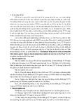 Tóm tắt Luận án Tiến sĩ Kinh tế: Xây dựng hệ thống chỉ tiêu đánh giá trung tâm trách nhiệm quản lý trong các doanh nghiệp thuộc ngành sản xuất cao su Việt Nam
