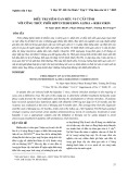 Điều trị viêm gan siêu vi C cấp tính với công thức phối hợp interferon alpha + ribavirin