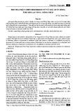 Phương pháp chiết hesperidin từ vỏ quả quýt hồng ở huyện Lai Vung - Đồng Tháp