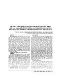 Hiệu quả giảm nồng độ khí sulfur trong khoang miệng của cây cạo lưỡi ở sinh viên 21-26 tuổi đang học tại Viện Đào tạo Răng Hàm Mặt - trường Đại học Y Hà Nội năm 2012