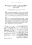 Nghiên cứu tính toán độ phụ thuộc vào lưới điện của hệ thống pin mặt trời/ắc quy tại Việt Nam sử dụng phương pháp tự hồi quy