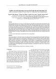 Nghiên cứu tính dị hướng của ma sát bề mặt khi mài tinh thép C45