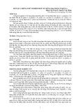 Kết quả trồng thử nghiệm một số giống bạch đàn ở Sơn La