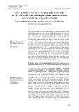 Đánh giá tình hình gây hại, đặc điểm nhận biết và tập tính của loài Leptoscybe invasa fisher & la salle gây u bướu bạch đàn ở Việt Nam