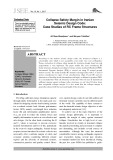 Collapse safety margin in iranian seismic design code: Case studies of RC frame structuress
