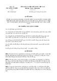 Quyết định số 233/QĐ-QLD