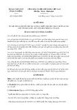 Quyết định số 831/QĐ-UBND ban hành ngày 17/4/2019
