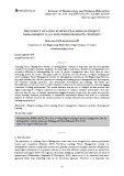 The effect of using flipped teaching in project management class for undergraduate students