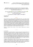 Emotional responses to innovative Science teaching methods: Acquiring emotional data in a General Science teacher education class
