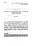 Innovative chemistry learning model: Improving the critical thinking skill and self-efficacy of pre-service chemistry teachers