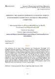 Improving the learning experience of business subjects in engineering studies using automatic spreadsheet correctors