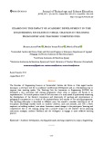 Examining the impact of academic development in the engineering faculties in Chile: Changes in teaching philosophy and teachers' competencies