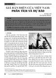 Giá bán điện của Việt Nam: Phân tích và dự báo