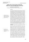 Triển vọng gỗ lớn của một số mô hình trồng các loài keo ở Bình Định và Phú Yên