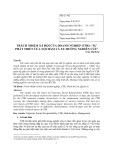 Trách nhiệm xã hội của doanh nghiệp (CSR) - sự phát triển của nội hàm và xu hướng nghiên cứu