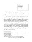 Phân tích các yếu tố tác động đến sự tham gia lực lượng lao động của nữ giới tại Việt Nam