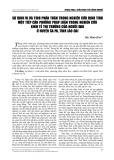 Sự định vị và tính phản thân trong nghiên cứu định tính một tiếp cận phương pháp luận trong nghiên cứu kinh tế thị trường của người Dao ở huyện Sa Pa, tỉnh Lào Cai